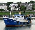 'Velvet Chord II' arriving in Bangor (1) - geograph.org.uk - 808600.jpg