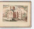 ' 't Huys Weeresteyn by the river Vecht' in- Tooneel Der Voornaamste Nederlands Huizen, En Lust Hoven, Naar T Leven Afgebeeld MET DP-1664-043.jpg