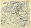 (January 6, 1945), HQ Twelfth Army Group situation map. LOC 2004630309.tif