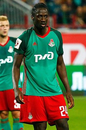 Eder (Portuguese footballer) - Eder with Lokomotiv Moscow in 2017