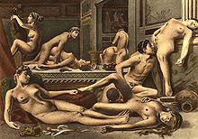 Sesso gruppo orgia