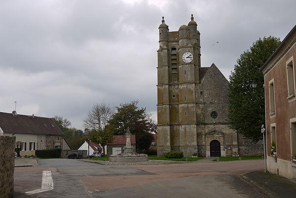 Photo de la ville Chézy-en-Orxois