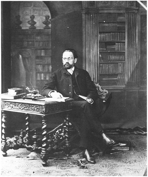 Émile Zola Nadar