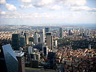İstanbul view from İstanbul Sapphire observation deck Aug 2014, p7.JPG