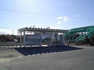 Ōka Station Railway station in Taki, Mie Prefecture, Japan