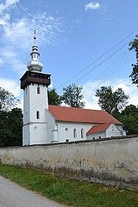 Širkovce - Kostol Reformovanej cirkvi.jpg