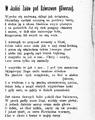 Życie. 1898, nr 21 (21 V) page06-1 Józef Stanisław Wierzbicki (1853-ca1932).png