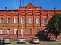 Аткарск Здание мужского реального училища 18 сентября 2017 02.jpg