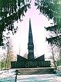 Братська могила воїнів Радянської Армії, які загинули в роки Великої Вітчизняної війни.jpg