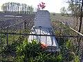 Братська могила спалених фашистами мирних жителів с.Красностав 01.jpg