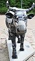 Вентспилс Латвия Корова из камешков (на автостоянке у городского пляжа) - panoramio.jpg