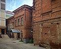 Внутренний двор городской усадьбы В. В. Чистозвонова (вид с улицы Правды)..jpg