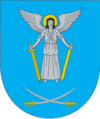 Coat of arms of Hruzke