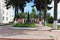 Гнівань, Братська могила 155 радянських воїнів загиблих при обороні та звільненні міста.jpg