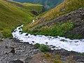 Горная речка у подножия Эльбруса. Кабардино-Балкария.jpg