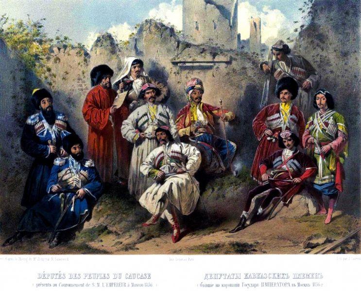 File:Депутаты кавказских племен.jpg