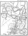 Карта к статье «Манчжурия». Военная энциклопедия Сытина (Санкт-Петербург, 1911-1915).jpg