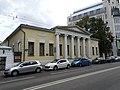 Москва, Усадьба Лопухиных-Станицкой Е. И. (музей Л. Н. Толстого).JPG