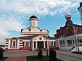 Николо-Пешношский монастырь, Московская область, Солнечногорский рай, село Рогачево (посёлок Луговой).jpg