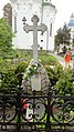 Пам'ятник на могилі Костянтина Ушинського.JPG