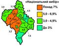 Результати бльоку «Національний вибір» до Івано-Франківської обласної ради 2006.png
