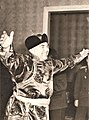 Родион Малиновский на встрече с боевыми товарищами в Монголии.jpg