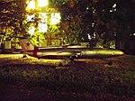 Самолёт Л-29 - учебный корпус № 2 ЮУрГУ.jpg