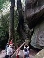 Скельно-печерний комплекс - скелі Довбуша (2).jpg
