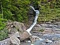 Сочинский национальный парк. Водопад Серебряный (рядом с водопадом Псыдах).jpg