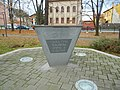 Споменик миру, Градски парк у Бијељини (2).jpg