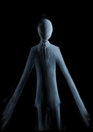 Slender Man - Image: Тонкий человек