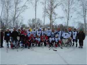 Komsomolsky District, Chuvash Republic - Hockey tournament, Komsomolsky District