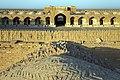 آجرچینی های دوره های مختلف تاریخی در کاروانسرای دیر گچین (25).jpg