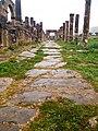 أحد ممرات المدينة بمدينة جميلة الأثرية.jpg