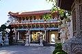 圓光寺門 Gate of Yuanguang Chan Monastery - panoramio.jpg