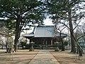 寛永寺 - kaneiji temple uokugawa sgogun family - panoramio.jpg