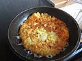 -2019-10-27 Potato & onion frittata, Cromer.JPG