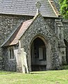 -2020-06-09 North porch, Saint Andrew parish Church, Metton, Norfolk.JPG