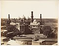 -Runjeet Singh's Tomb and the Great Mosque at Lahore- MET DP146171.jpg