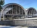 010 Estació de França (Barcelona), marquesines que cobreixen les andanes.jpg