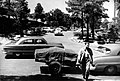 02212 Grand Canyon- Heavy Traffic at Post Office 1951 (4739114049).jpg