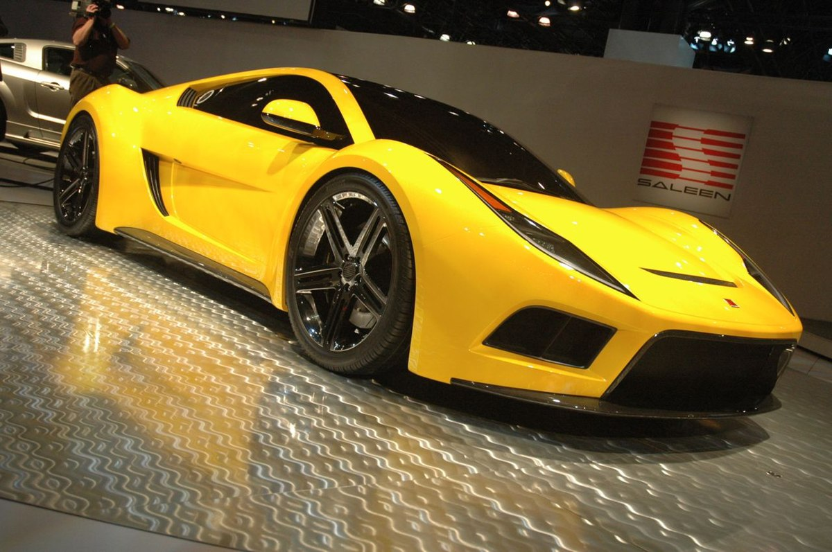 Saleen S5S Raptor - Wikipedia