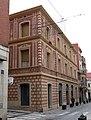 036 Casa Blanca Mitjà, c. Banys 45 (la Garriga).JPG