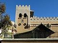 055 Casa Jaume Botey, pl. Pau Casals (Badalona), façana c. Santa Eulàlia.jpg