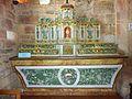 09 Camaret Autel latéral -XVIIe siècle- chapelle Notre-Dame de Rocamadour.JPG