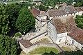 0 Provins - La maison romane vue da la tour César.JPG