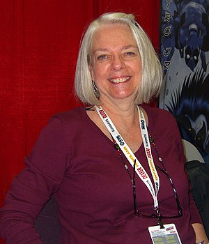Louise Simonson - Simonson at the 2012 New York Comic Con