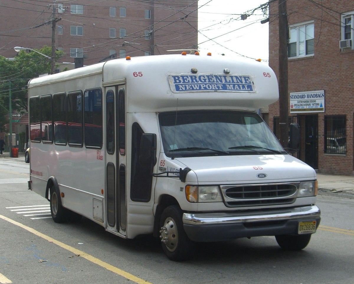 Dollar Vans In The New York Metropolitan Area Wikipedia
