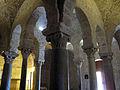 109 Sant Miquel de Terrassa, columnes que sostenen la cúpula.JPG