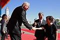 11.10 副總統伉儷歡迎聖露西亞查士納總理的到訪 (38247280046).jpg